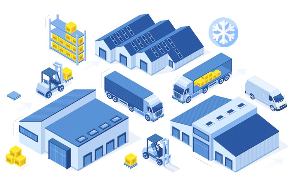 Холодные склады для вещей и товаров в Калининграде